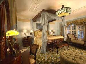 Dream Suite Master bedroom Jan 2008