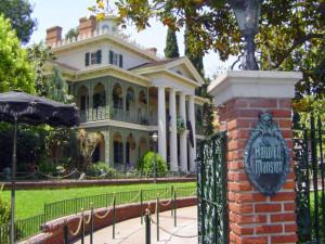 Haunted Mansion exterior 100