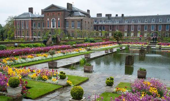 A Brief History Of Kensington Palace The Enchanted Manor