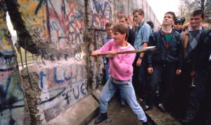 BERLIN-WALL 1989