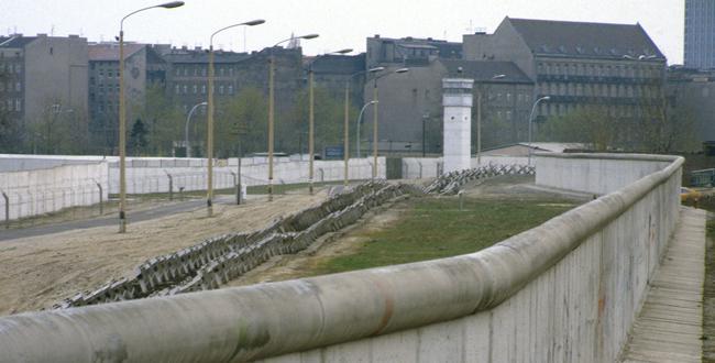 Berlin Wall The Enchanted Manor