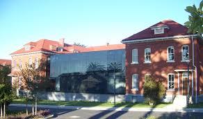 Disney Museum exterior - rear