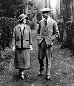 George and Elizabeth 1923