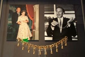 Lillian Disney's Oscar charm bracelet