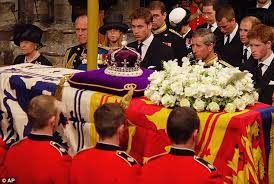 Queen Mother funeral