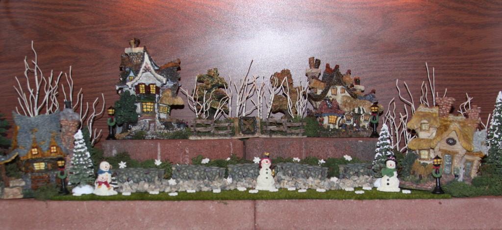 2012 Christmas Boyd's Bear Village 1