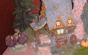 2012 Fall  Boyd's Bear Village closeup 1