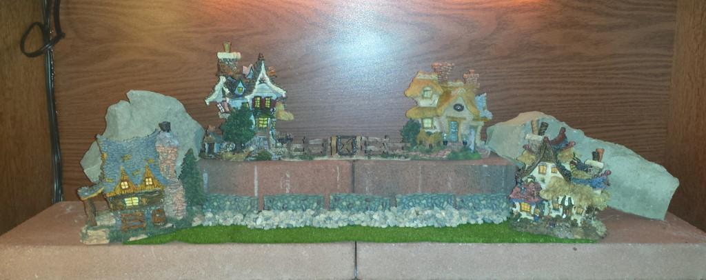 Boyds Bear Village set-up 2