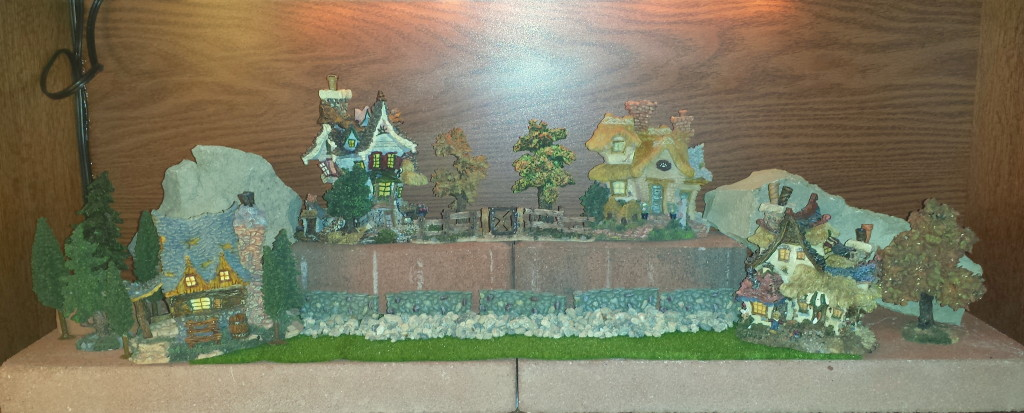 Boyds Bear Village set-up 3