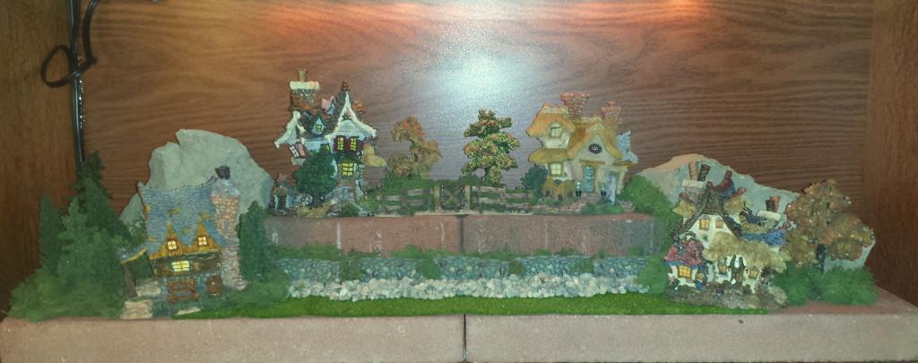 Boyds Bear Village set-up 4