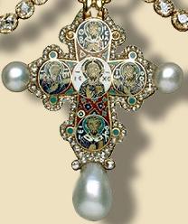 Dagmar Necklace closeup