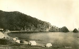 Avalon before the Catalina Casino built