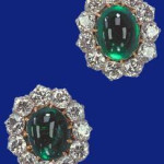 Cambridge Emerald Earrings