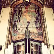 Catalina Casino entrance - the Lady of the Casino tilework