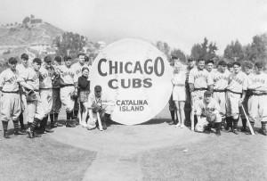 Chicago Cubs training camp, Catalina Island 1