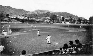 Chicago Cubs training camp, Catalina Island 2