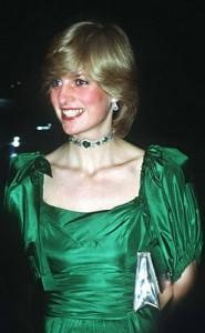Delhi Durbar Choker - Princess Diana