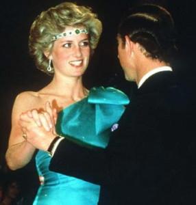 Delhi Durbar Choker - Princess Diana wears as headpeice