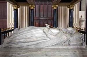 Elizabeth I tomb