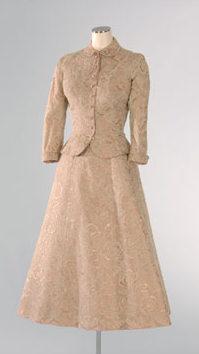 Grace Kelly Civil Ceremony Dress 1