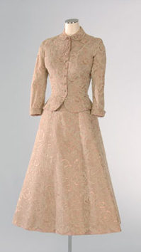 Grace Kelly\'s civil ceremony dress | The Enchanted Manor