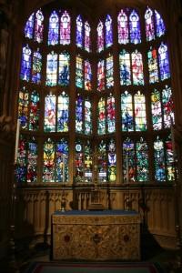 Royal Air Force Memorial Chapel - Battle of Britian Window