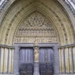 Westminster Abbey - North Door