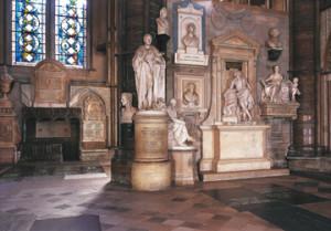 Westminster Abbey - Poet's Corner 1