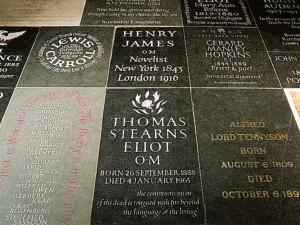 Westminster Abbey - Poet's Corner 3