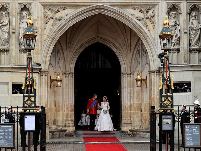 ... Westminster Abbey - Prince William and Kate Middleton 2 & The Sanctuary of Westminster Abbey | The Enchanted Manor Pezcame.Com