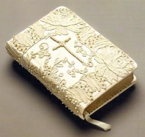 Grace Kelly wedding bible 1