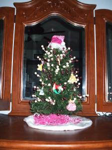 2007 Christmas Cassie's Christmas Tree