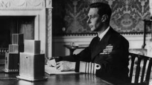 Sandringham - 1939 King George VI Royal Christmas Message