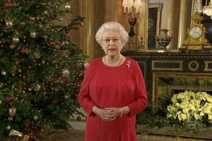 Sandringham Christmas - Queen's address