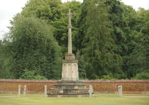 Sandringham Company WWI memorial