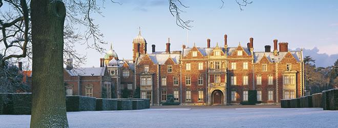 Sandringham in the winter