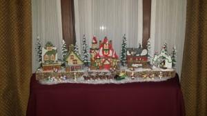 Christmas 2014 - Dept 56 North Pole Village