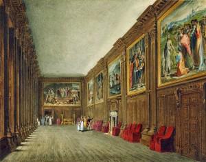 Hampton Court - 1818
