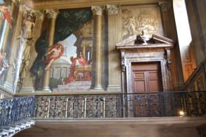 Hampton Court - King's staircase