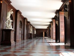 Hampton Court - Orangery interior