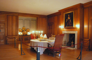 Hampton Court - Private Dining Room