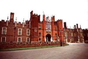 Hampton Court - Tudor style