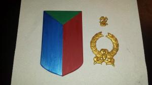 Heraldic shield 2a