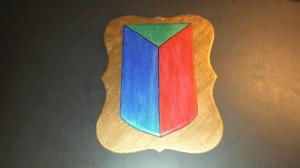 Heraldic shield 4