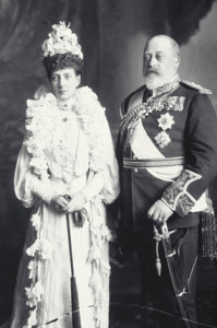 King Edward VII and Queen Alexandra