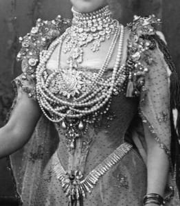 Queen Alexandra coronation jewelry