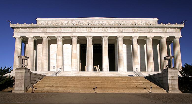 Lincoln Memorial 1