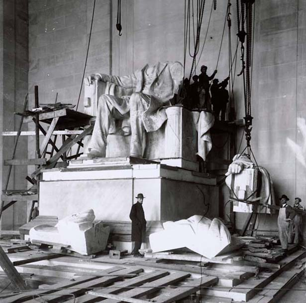 Who Built The Lincoln Memorial The Enchanted Manor