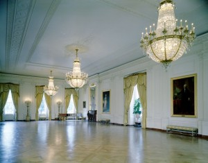 White House  - East Room