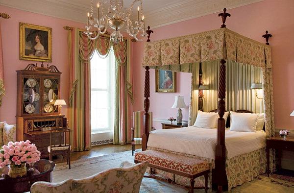 the queen s bedroom the enchanted manor photos hgtv